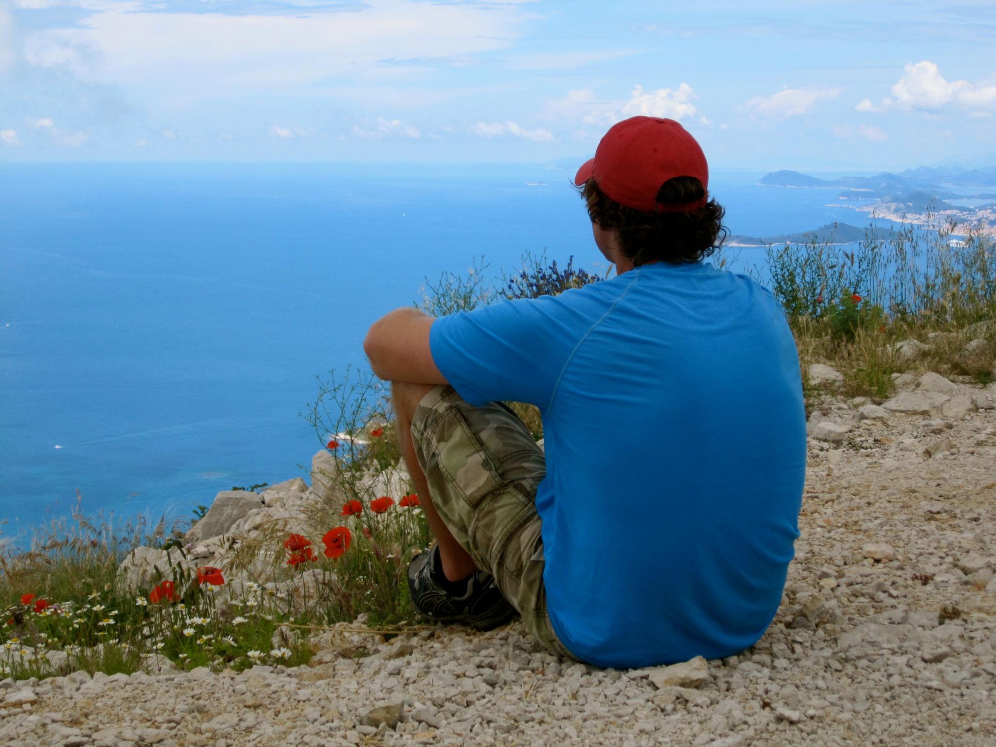 Elafiti Islands day tour adventure travel Adriatic Kayak tours