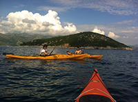 adriatic kayak tours