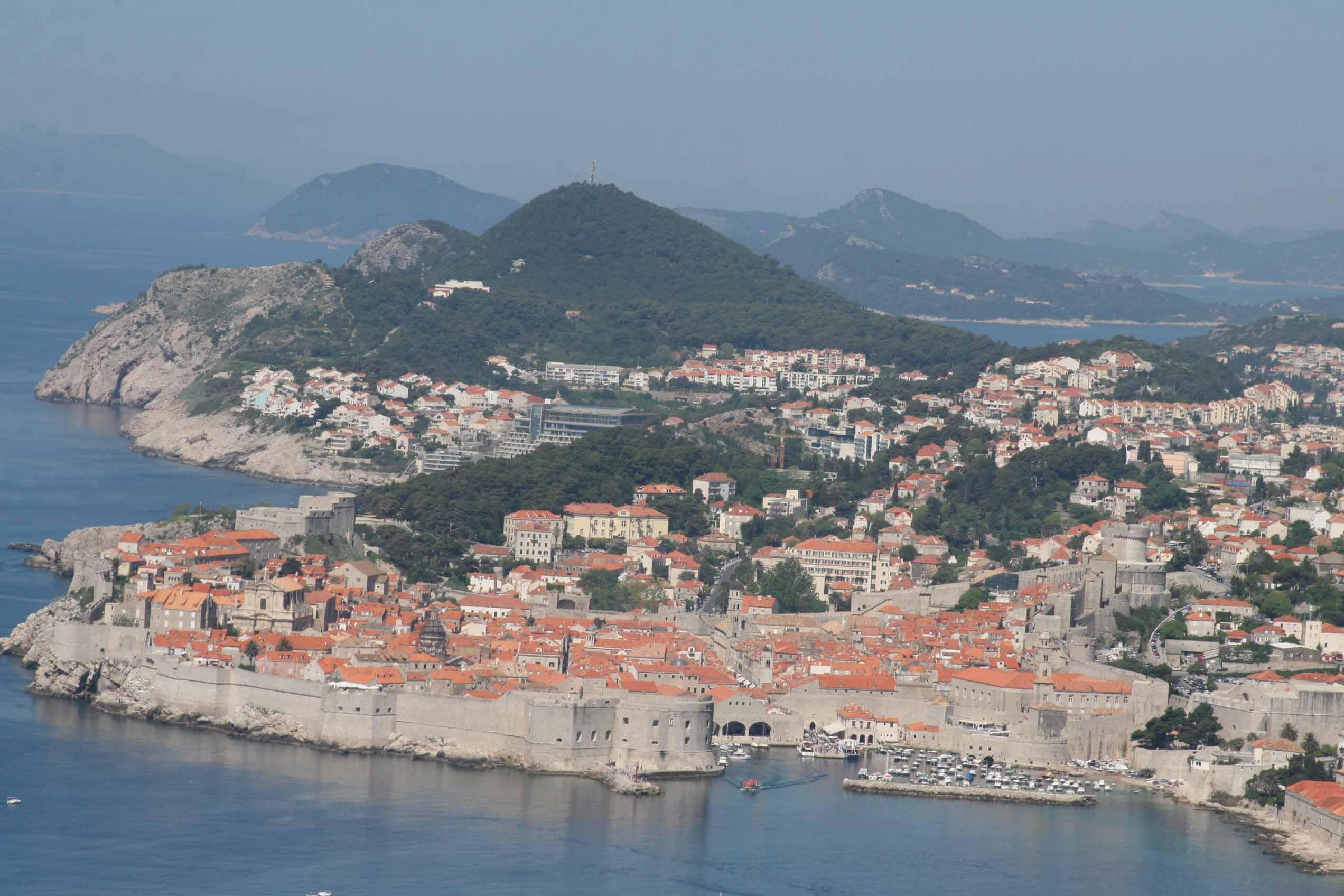 Dubrovnik and Elafiti islands