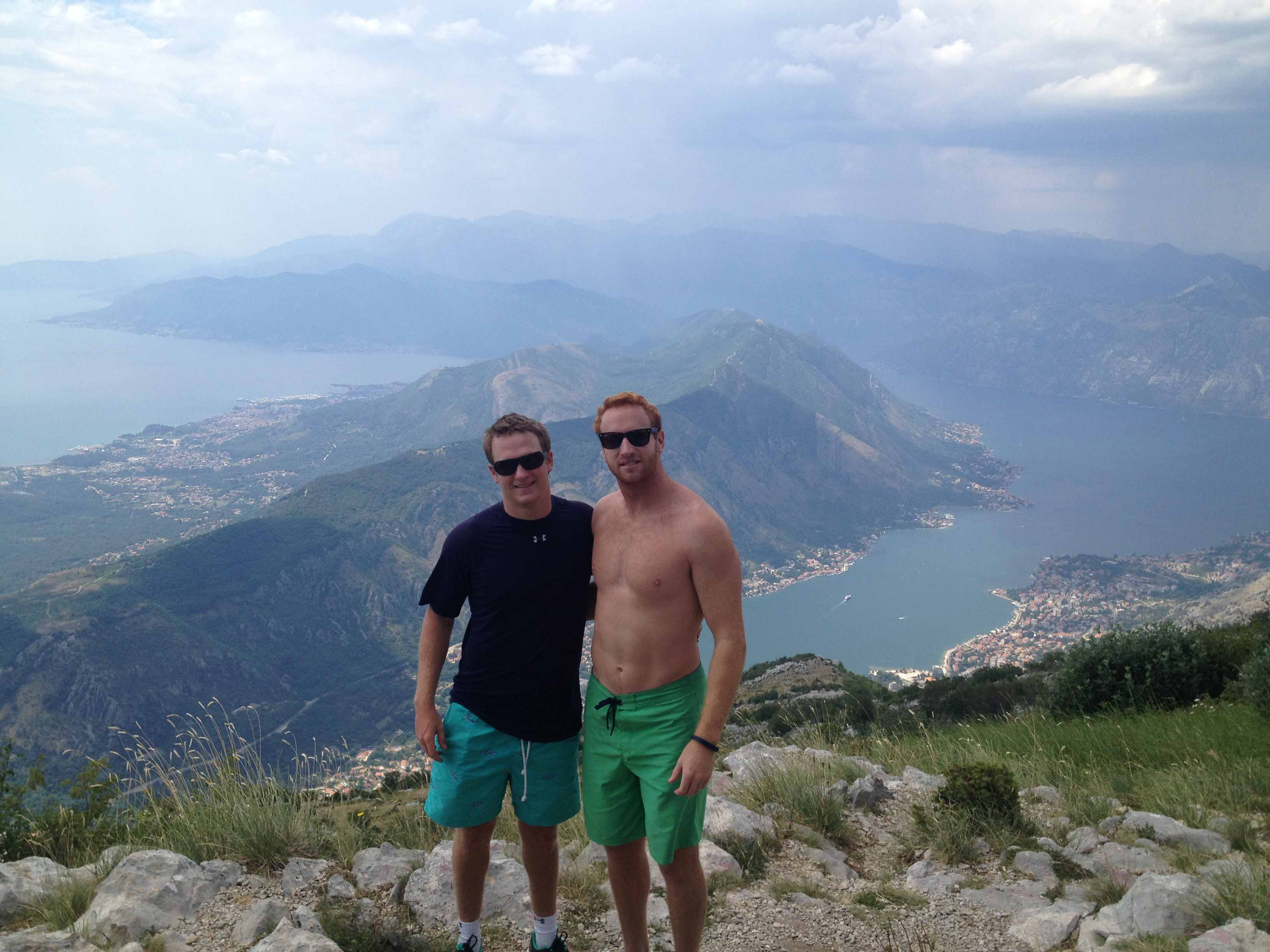 Bay of Kotor hike