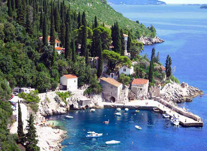 Trsteno Croatia